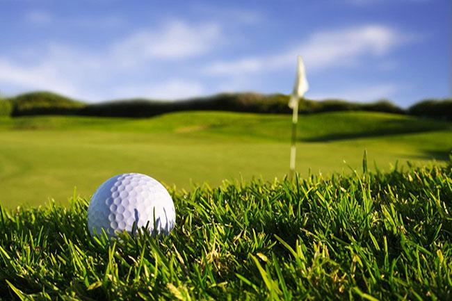 Free Summer Golf Slider 2