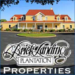 Brick Landing Properties Real Estate at Brick Landing Golf Course
