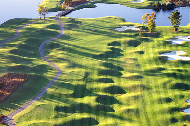 Golf Course Slider 2